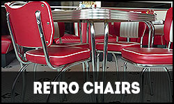 Retro Chairs, Diner Chairs, Restaurant Chairs