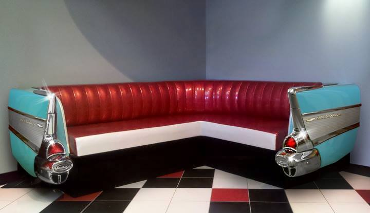 Retro Blog | Classic Car Couches For Sale | Car Furniture