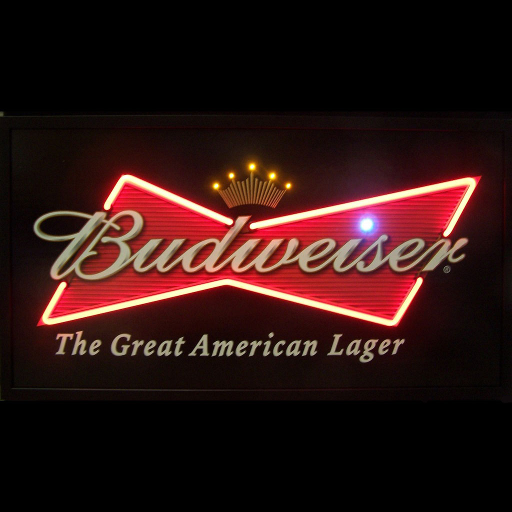 Budweiser Neon Signs Budweiser Led 1950 Budweiser Neon