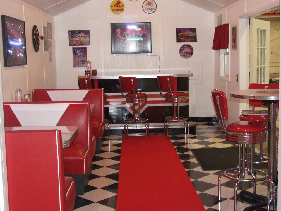 Retro Seating | Booths | Chairs