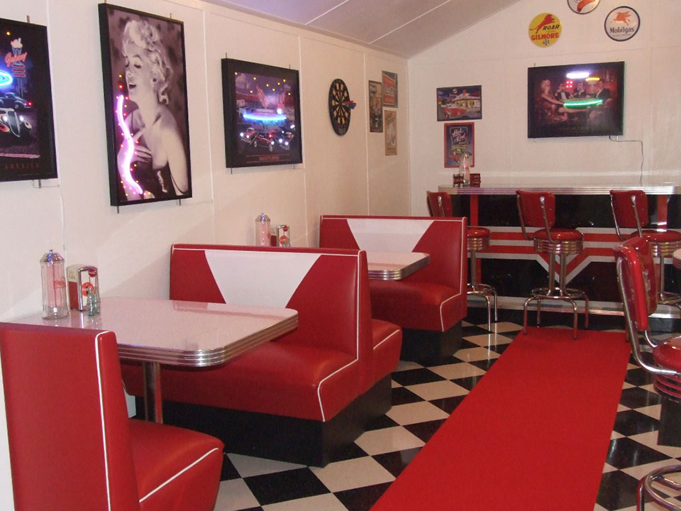 Retro Seating 1950s Retro Furniture Retro Diner Furniture